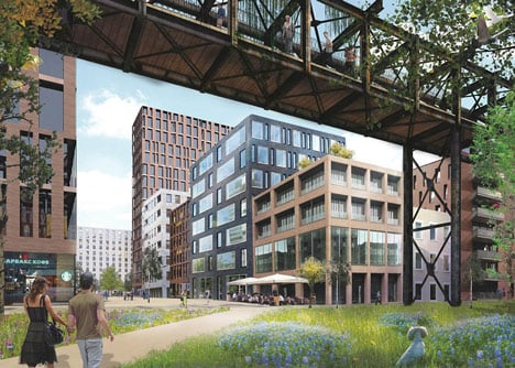 MVRDV chosen to transform Moscows Hammer and Sickle factory into housing