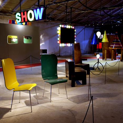 Maarten Baas solo show Milan 2014