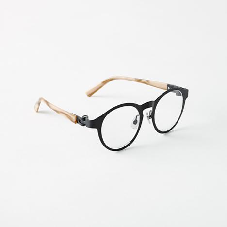 Magne-hinge glasses by Nendo