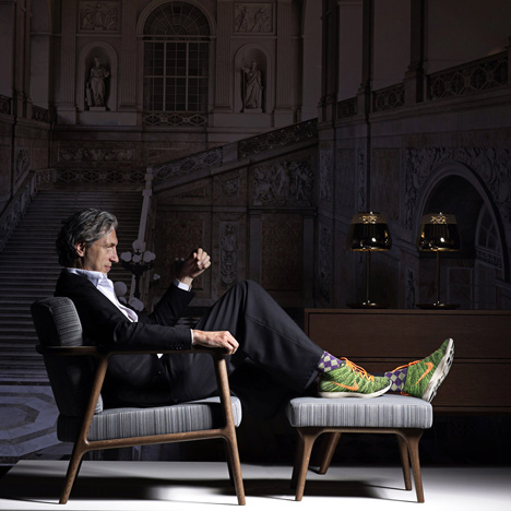 """Virtual design"" is making life difficult for furniture companies says Marcel Wanders"