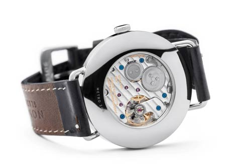 Mark Braun introduces slow design to luxury watch brand