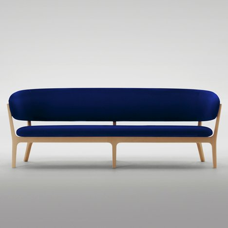 Maruni Wood Industry to launch two new sofas in Milan