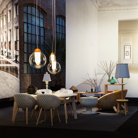 Moooi exhibition Milan 2014