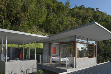 Naked House by Marc Gerritsen