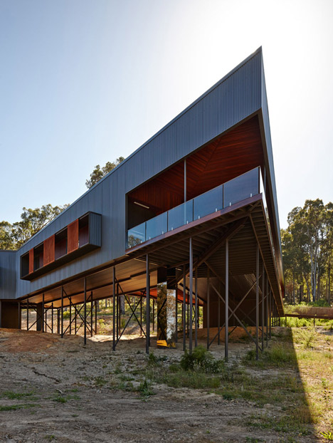 Nannup Holiday House by Iredale Pedersen Hook
