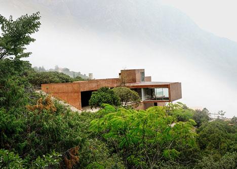 Narigua House by David Pedroza Castaneda