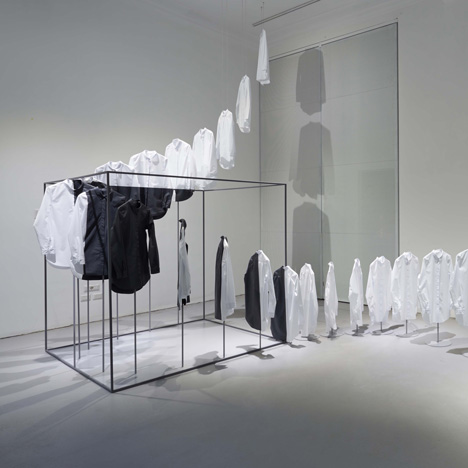 Nendo x COS installation