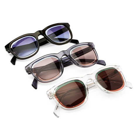 Nendo and Camper team up<br /> for sunglasses range