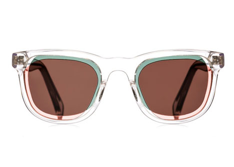 Nendo and Camper team up for sunglasses range