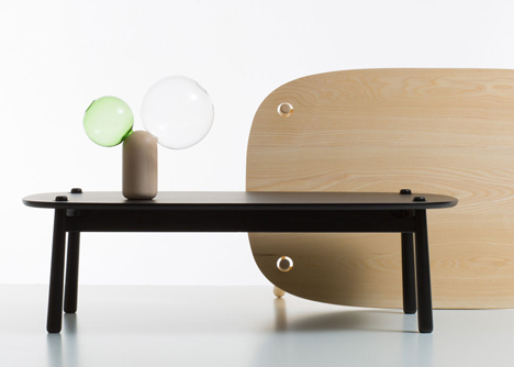 Nendo extends Peg furniture collection for Cappellini
