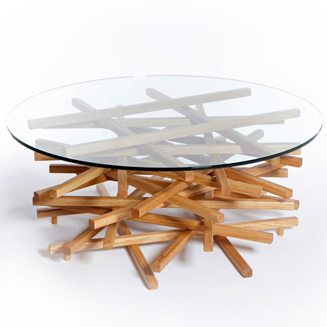 Nest Coffee Table by Limahl Asmall