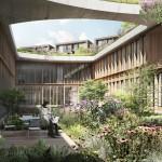 Herzog & de Meuron wins contest for Danish forest hospital