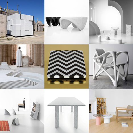 New Pinterest board: marble