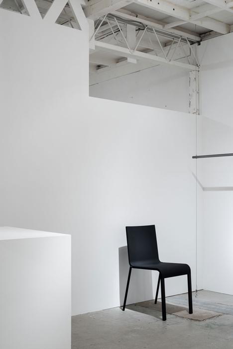 Nietzsche clothing store by Reiichi Ikeda Design