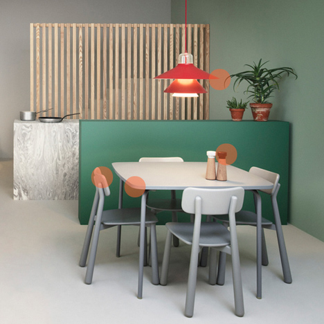 Interactive slideshow: Normann Copenhagen's latest furniture collection