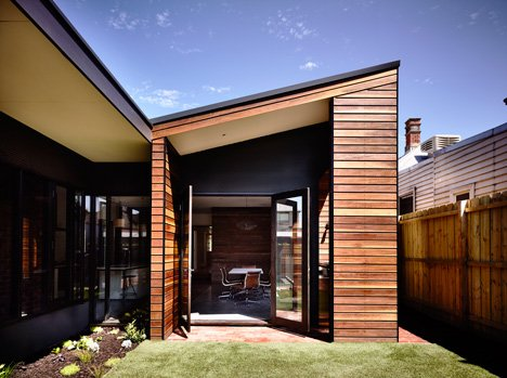 Northcote Residence by Wolveridge Architects