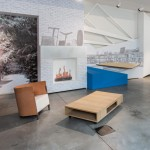 OMA designs installation for the launch of furniture collection by Maarten van Severen