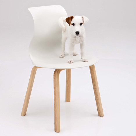 Pro Chair by Konstantin Grcic