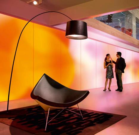 Philips luminous textile panels
