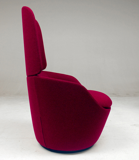 Radar chairs by Claesson Koivisto Rune