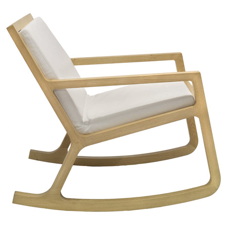 Rocker chair by James Harrison
