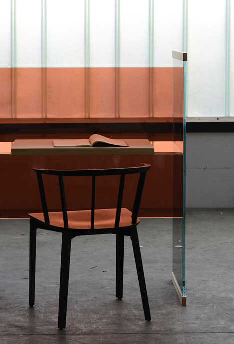Ronan and Erwan Bouroullec_Diapositive for Glas Italia_dezeen_11