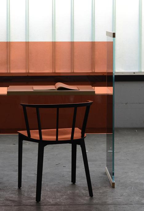 Ronan and Erwan Bouroullec_Diapositive for Glas Italia_dezeen_11
