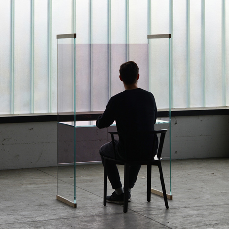 Ronan and Erwan Bouroullec_Diapositive for Glas Italia_dezeen_4