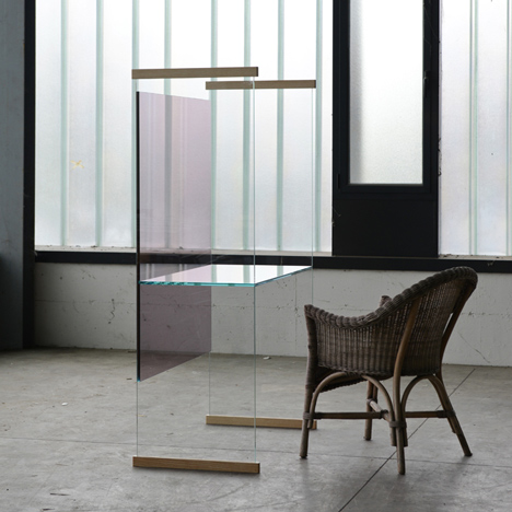 Ronan and Erwan Bouroullec_Diapositive for Glas Italia_dezeen_6