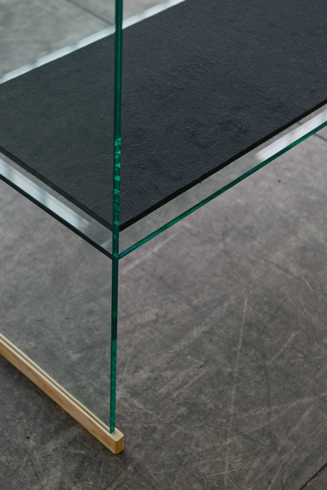 Ronan and Erwan Bouroullec_Diapositive for Glas Italia_dezeen_7
