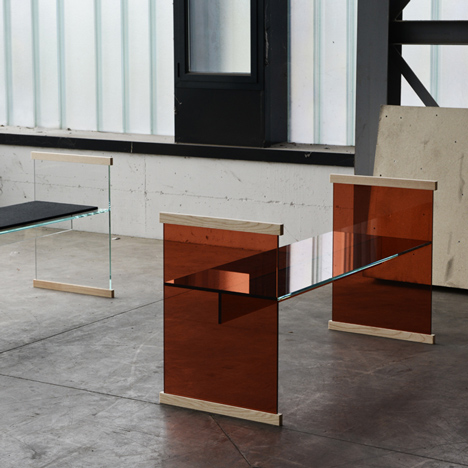 Ronan and Erwan Bouroullec_Diapositive for Glas Italia_dezeen_8