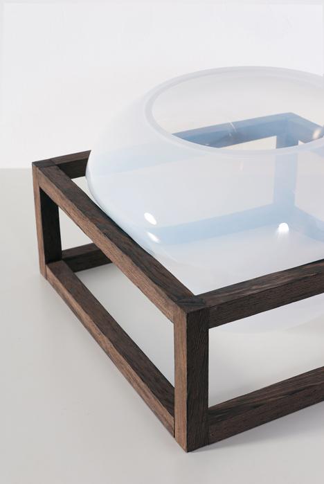 Round Square Cabinet by Studio ThierandVanDaalen