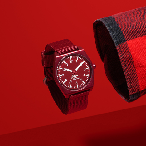 Scout designed by Big-Game now available at Dezeen Watch Store