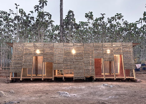 Safe Haven Bathhouse by TYIN Tegnestue Arkitekter