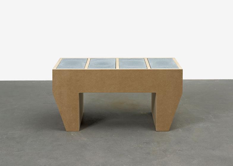 Sarah Lucas Furniture For Sadie Coles HQ