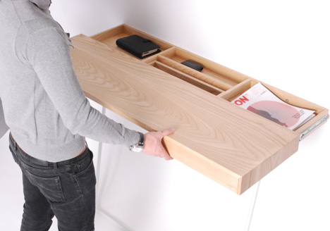 Shelf by Daniel Schofield
