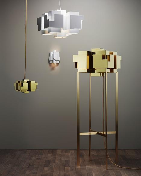 Skyline lamps by Örsjö