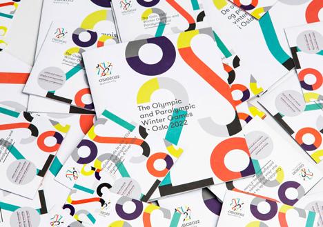 Snohetta designs visual identity for Oslo 2022 Winter Olympics bid