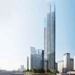 Foster + Partners submits plans for UK's tallest residential tower