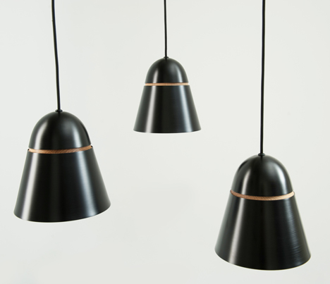 Spindent Light Shade by Nick Sadowsky