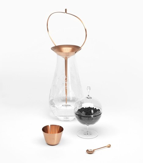 Still vessels by Formafantasma