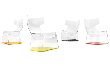 Customisable furniture collection by TOG for Milan 2014