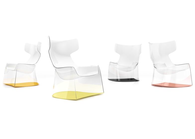 Light Rock by Philippe Starck