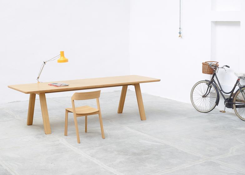 Merano chair and Stelvio