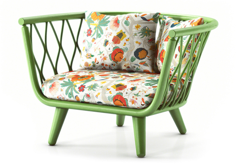 Taffeta-Chair-Green-by-Alvin-Tjitrowirjo-for-Moooi