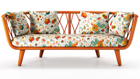 Taffeta-Sofa-Orange-by-Alvin-Tjitrowirjo-for-Moooi