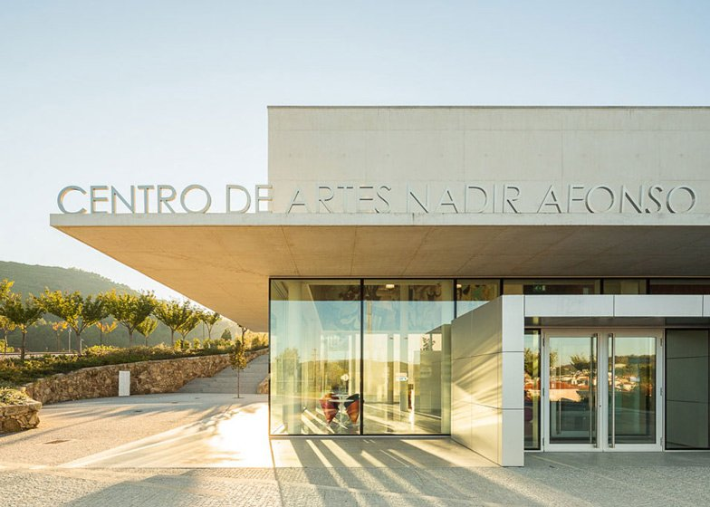 The Centro de Artes Nadir Afonso by Louise Braverman