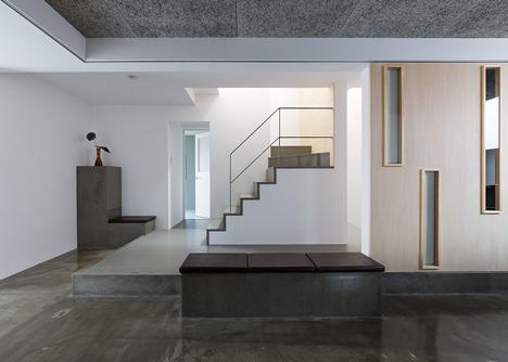 Tuneful House by Kouichi Kimura