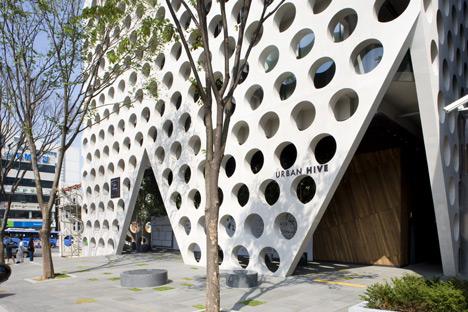 Urban Hive by Masil in Seoul