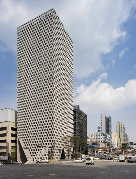 Urban Hive by Masil in Seoul